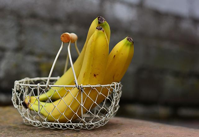 La banane, l'aliment à consommer pour être zen