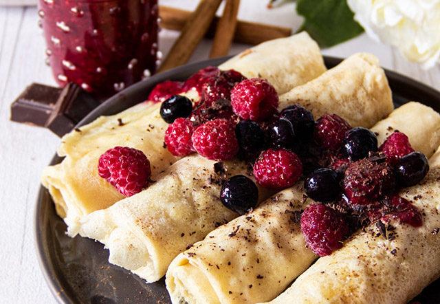 recette facile crêpes vegan sans gluten sans œuf sans lait