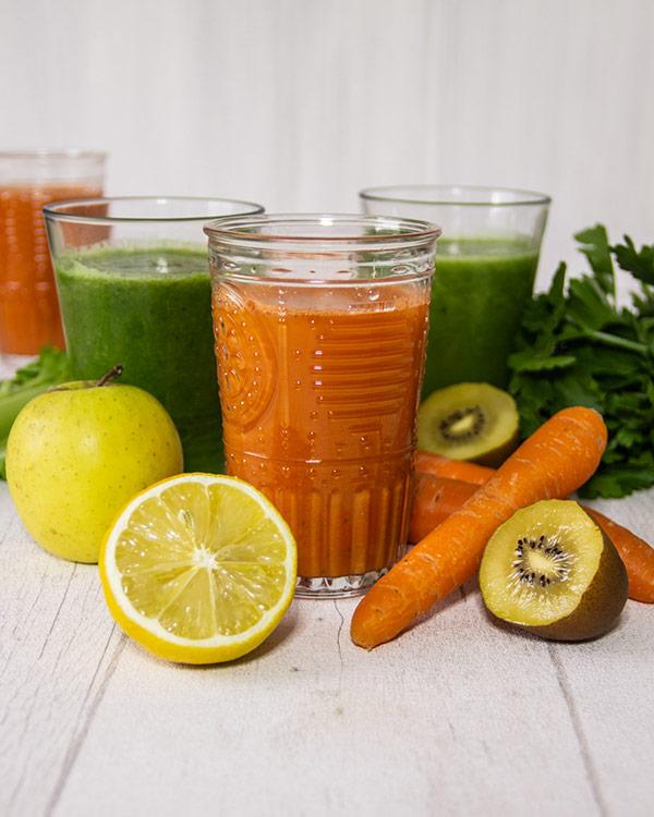 recettes de jus detox pour le foie