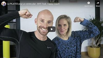 Move Your Fit_Vidéo Youtube cours de Pilates pour un ventre plat
