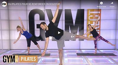 Gym Direct_Cours de Pilates pour se renforcer en douceur