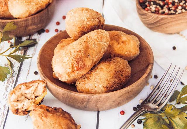 recette de tapas, croquetas espagnol vegan