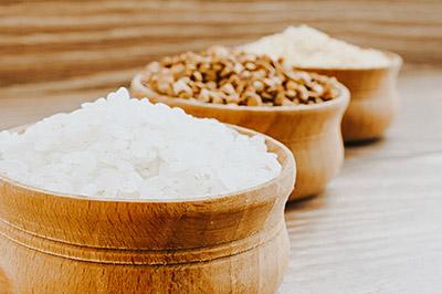 Privilégier le sans gluten en cas de ventre gonflé