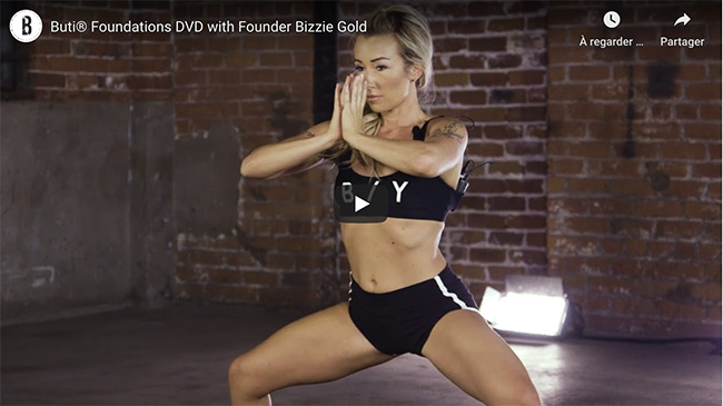 Buti Foundationss DVD with Bizzie Gold