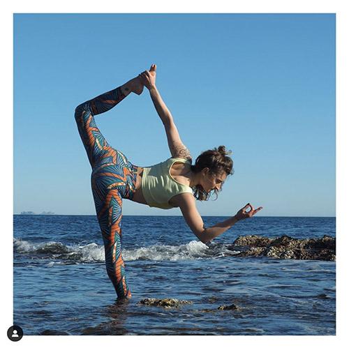 Amalia Beyer, coach certifiée en France de Buti Yoga