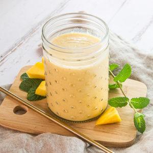 Recette facile de milkshake à la mangue