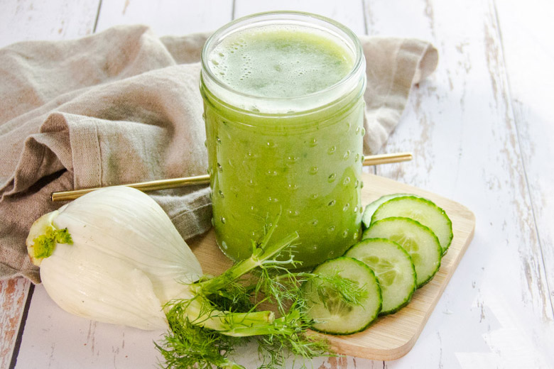 5 recettes de jus de légumes à l'extracteur